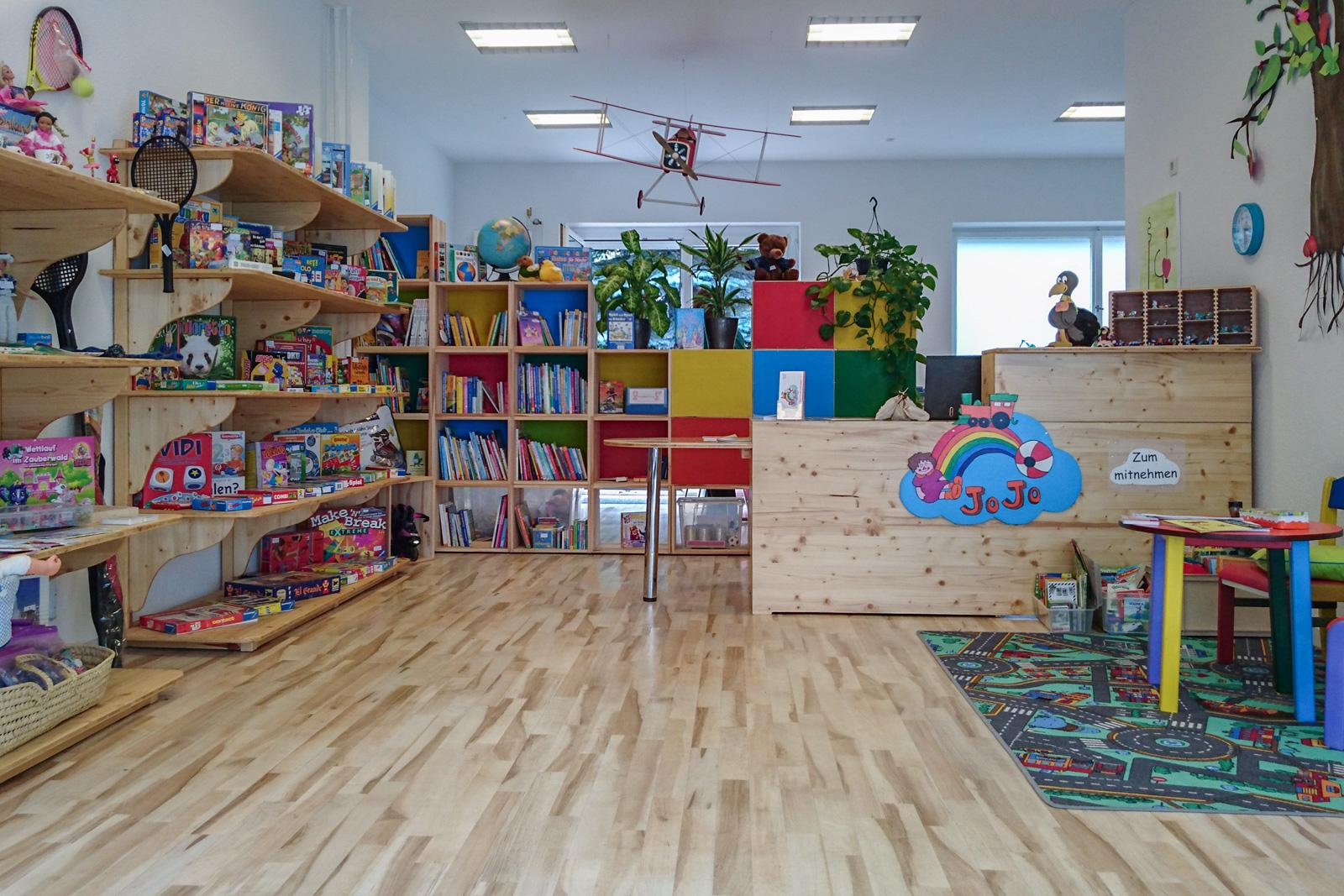 Spielzeugladen Düren JoJo-Laden